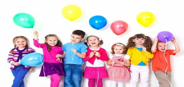 العيد والأطفال