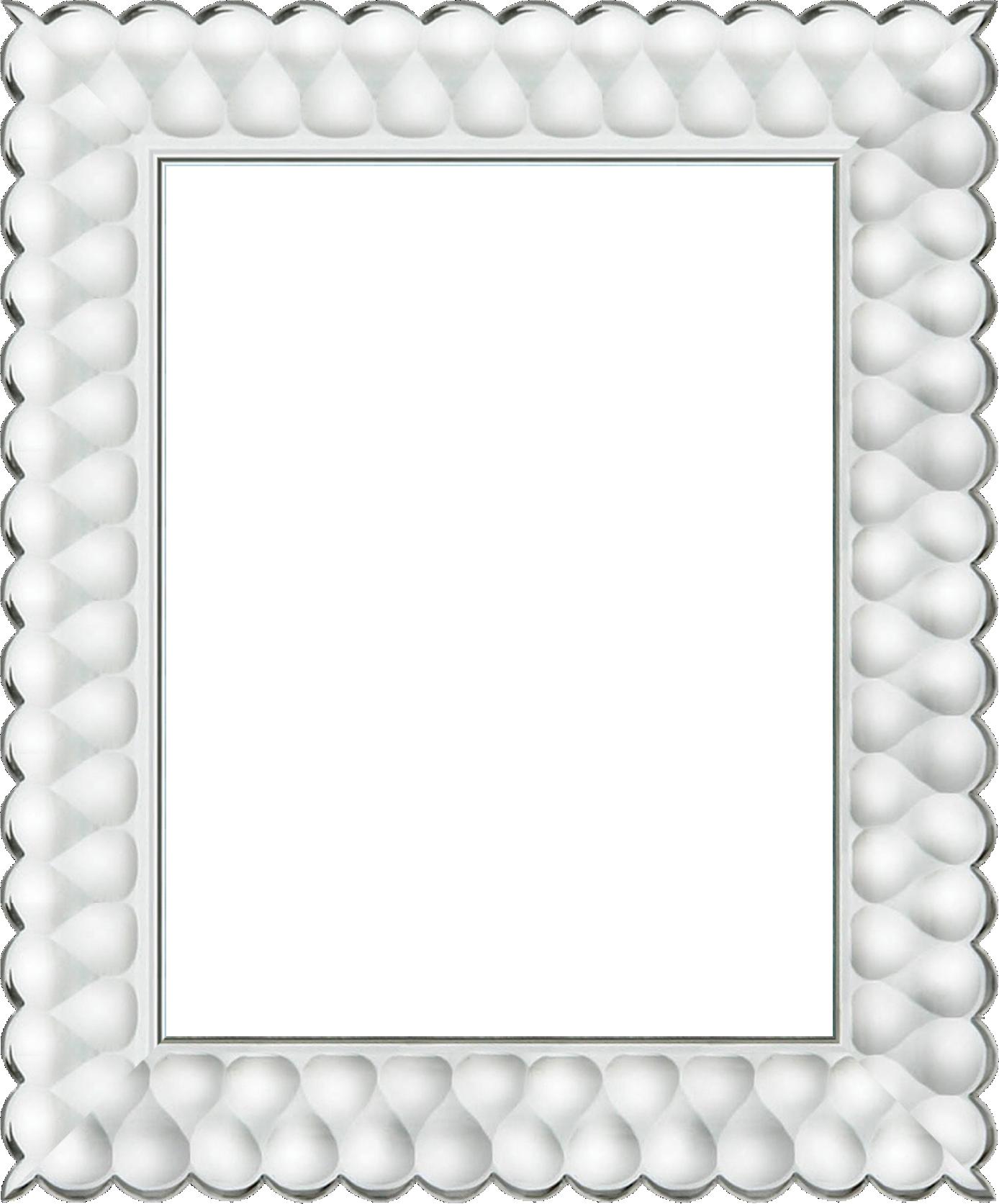 برواز أبيض