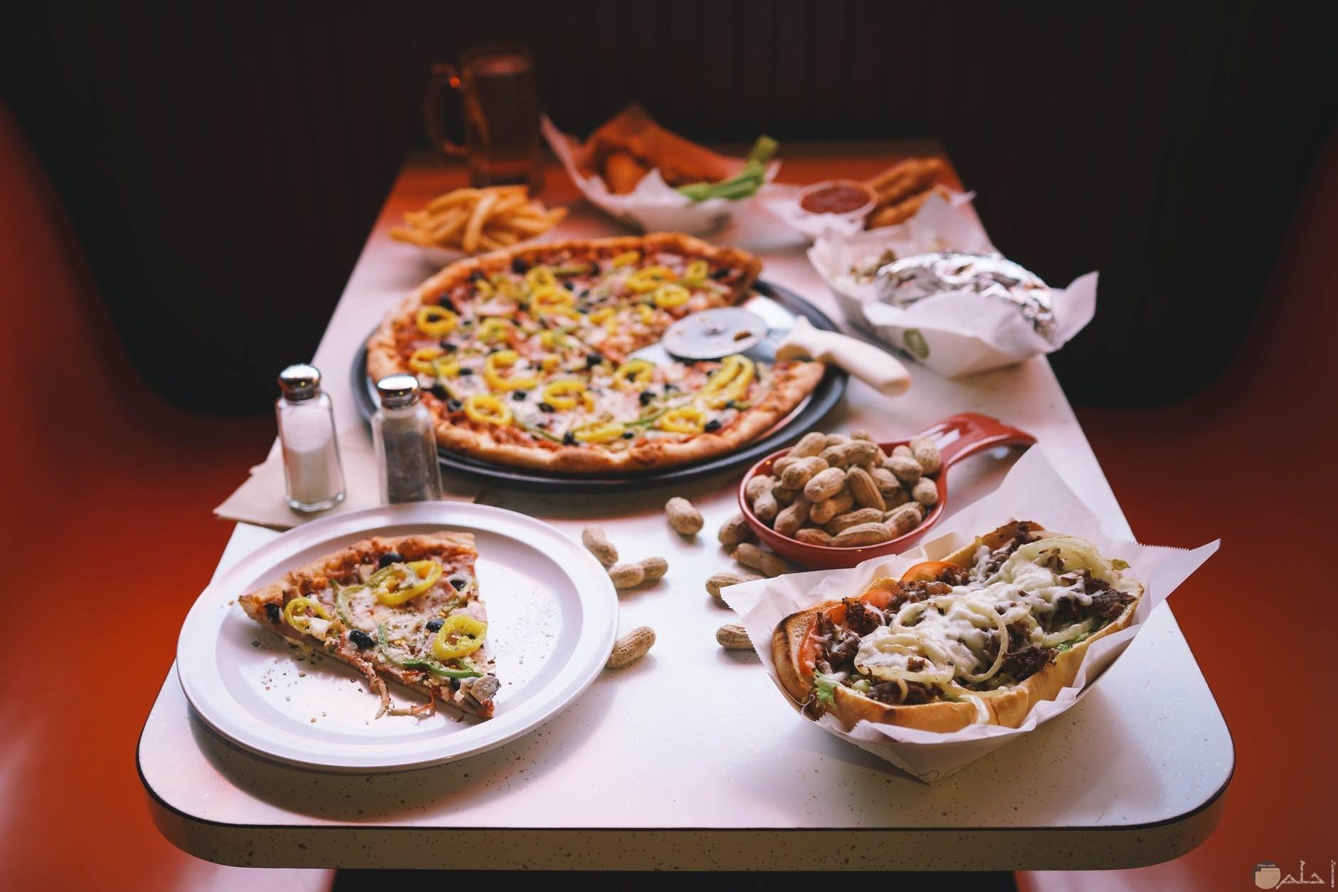بيتزا المارجريتاما
