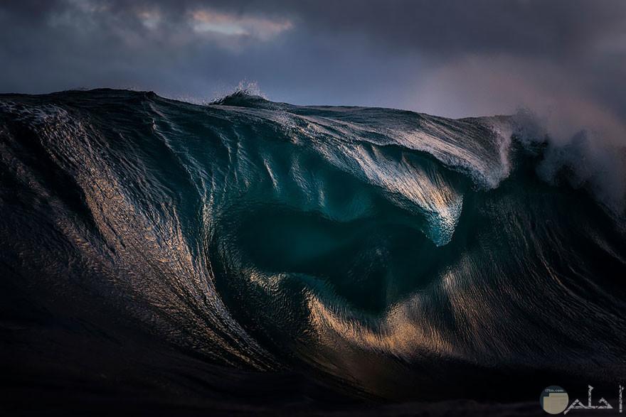 صورة تجنن للموج