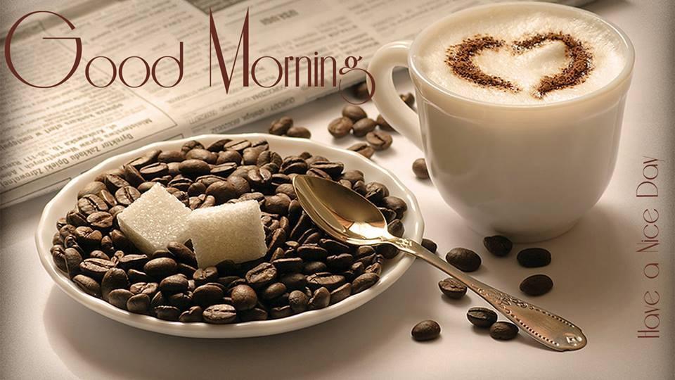 صورة صباح الخير بالإنجليزية good morning
