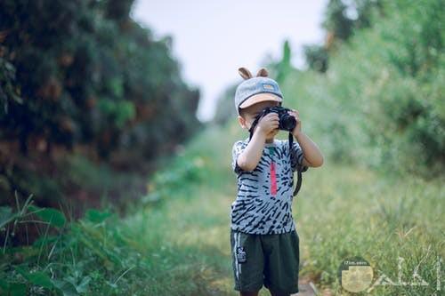 صورة فيس لطفل