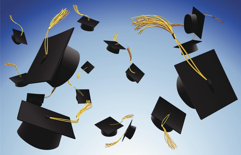 صور جميلة لقبعات التخرج