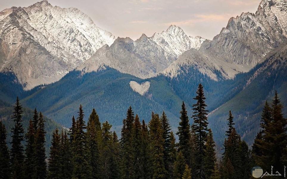 صور جبال من طبيعية