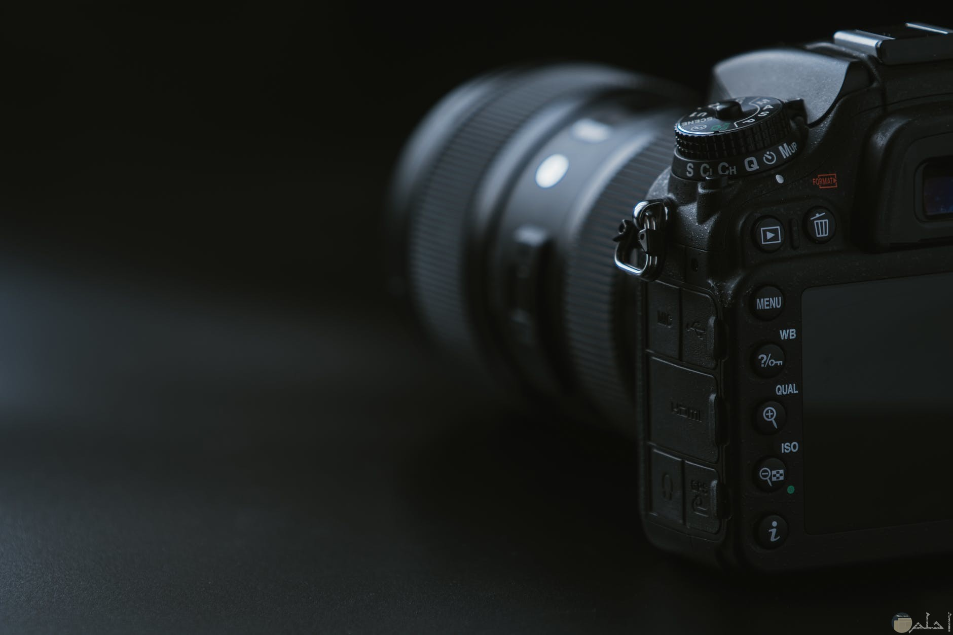 صور كاميرا سوداء
