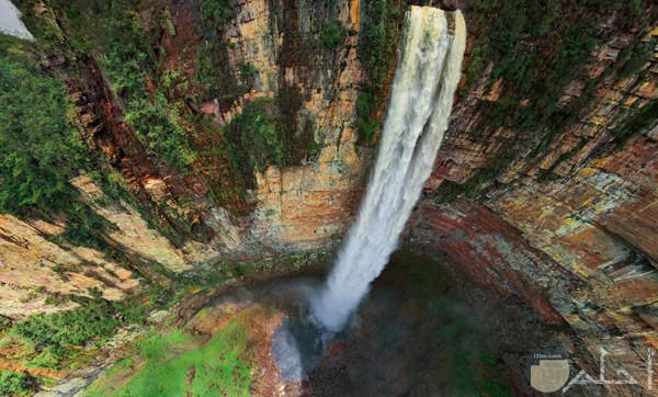 صور للطبيعة شلالات