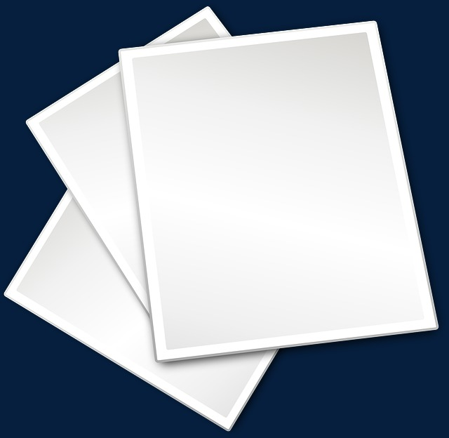 صور ورق أبيض