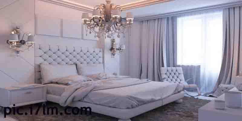 غرف نوم مودرن للعرائس أحدث الموديلات