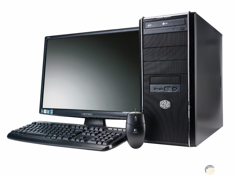 كمبيوتر شخصي كبير