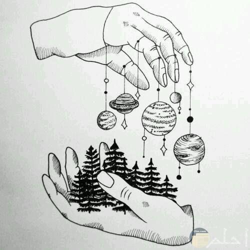 صور رسومات جميله
