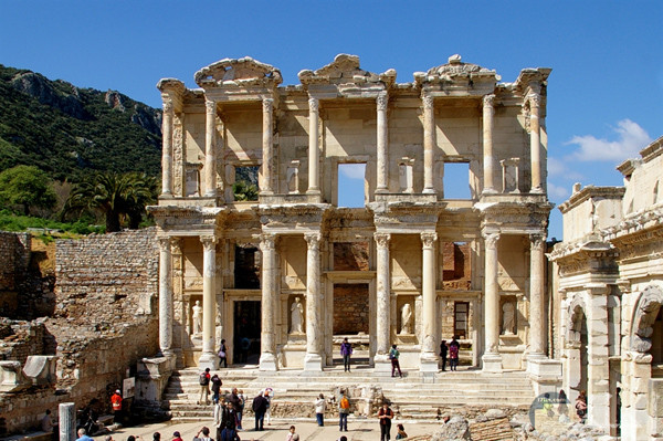 صور تراثية معبد أرتميس في تركيا
