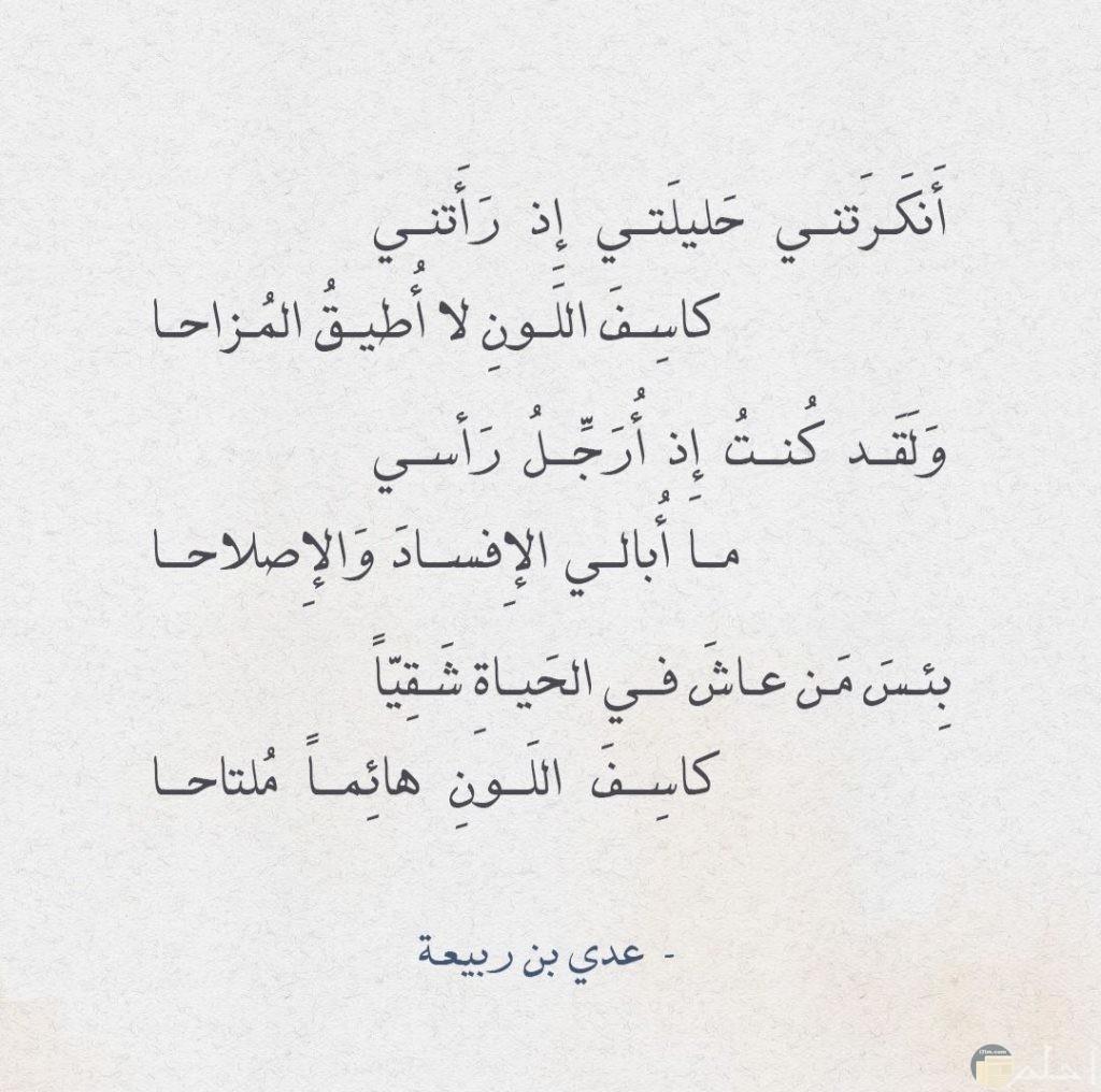 صور قصائد تحفه