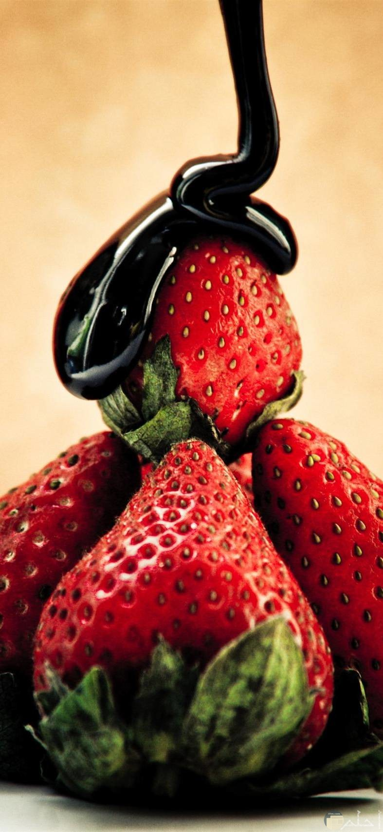 صور فراولة تجنن