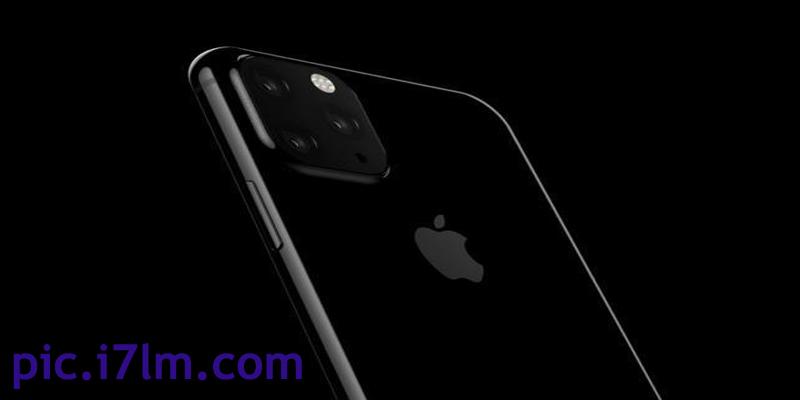 هاتف الأيفون باللون الأسود الجذاب