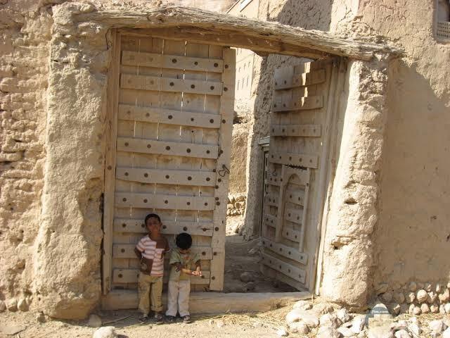 صور تراثية لجنح الرفاعي