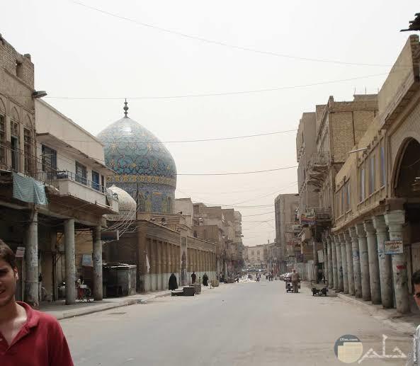 صور تراثية شارع الرشيد بغداد