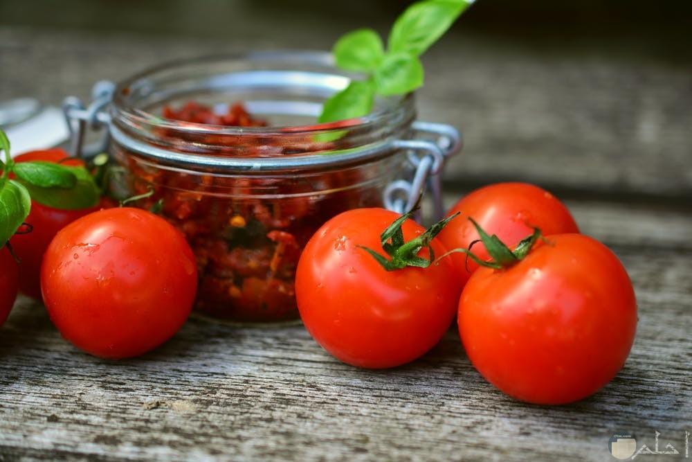 صور طماطم شهية