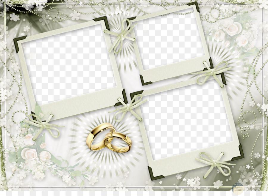 إطار لصور الزفاف