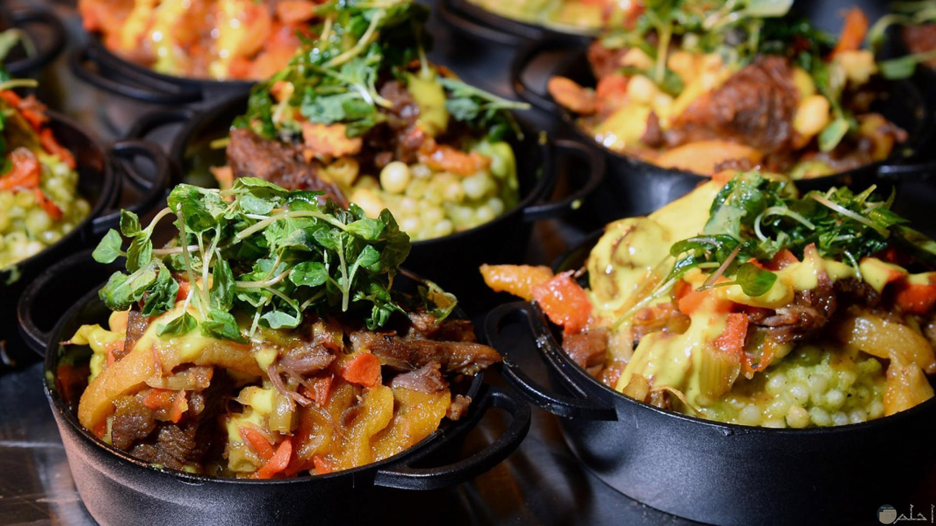 اكلات شعبية في المغرب
