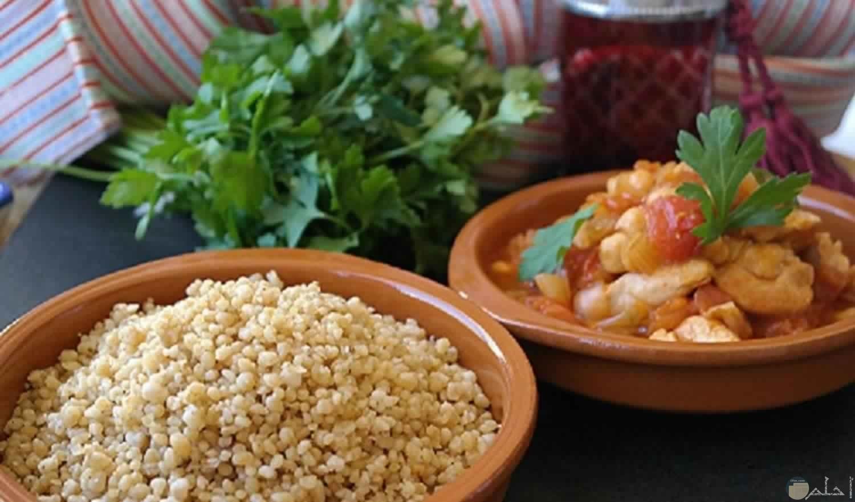 اكلات شعبية في فلسطين