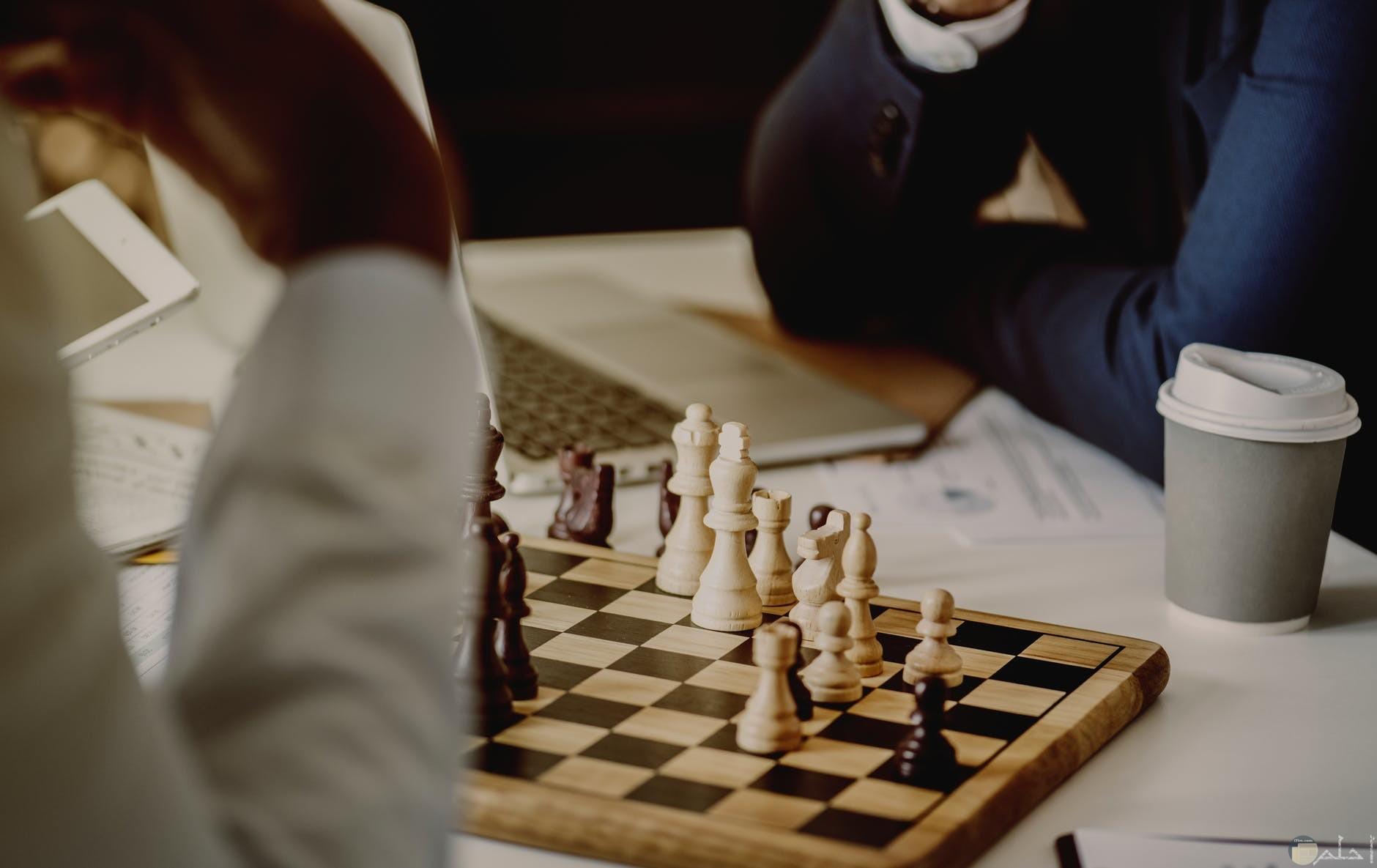 صورة لعبة الشطرنج