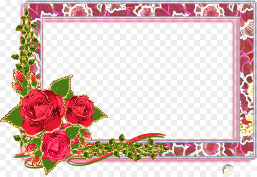 برواز من الزهور