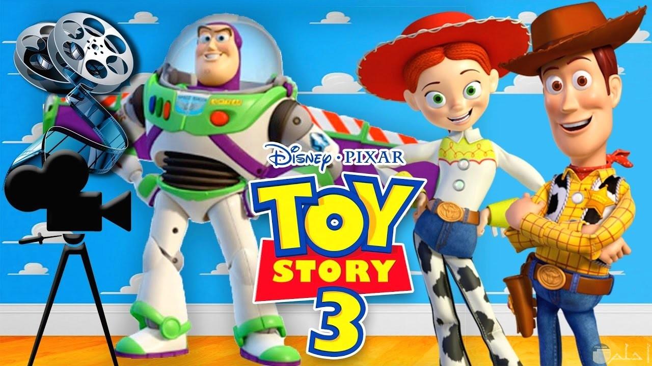 بوستر فيلم قصة لعبة3