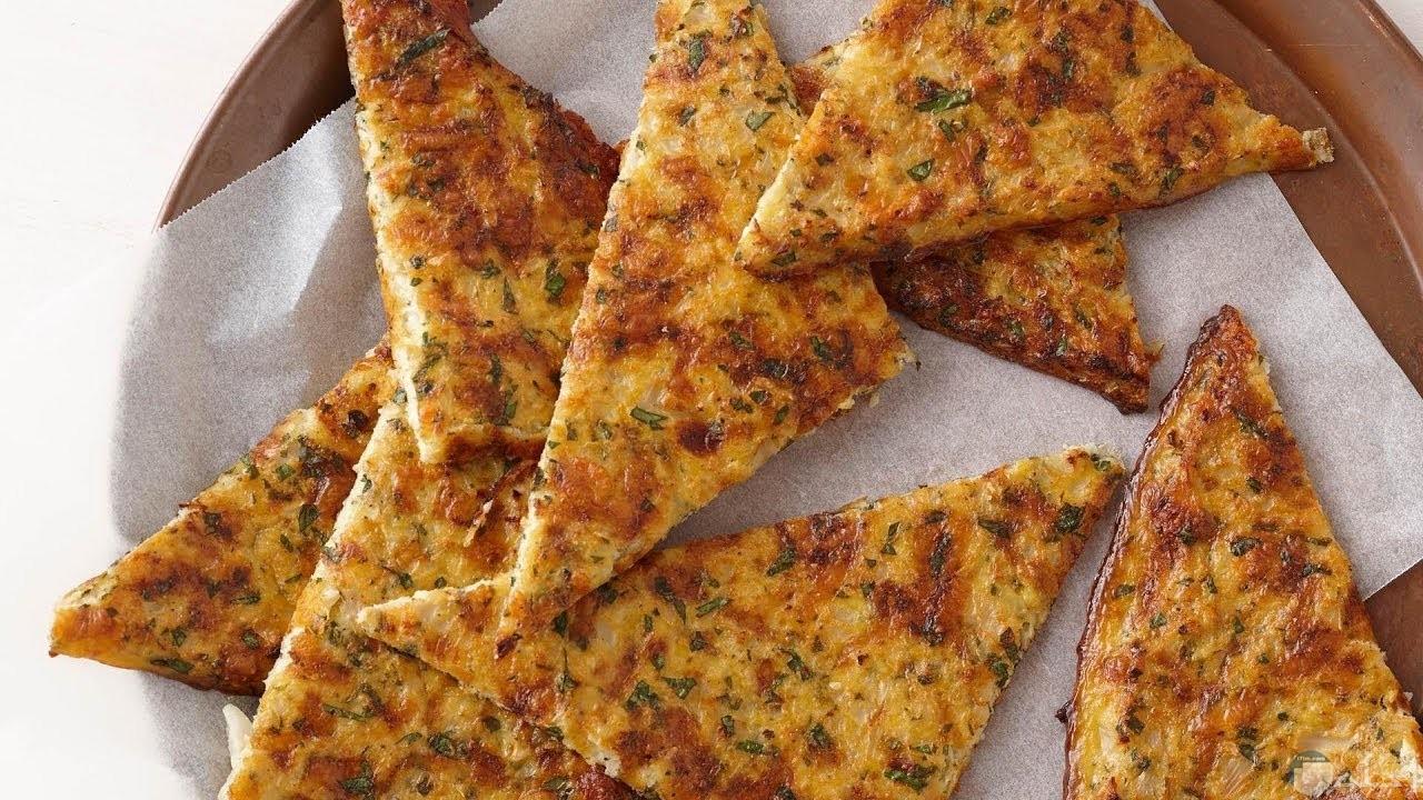 خبز القرنبيط اكلات شعبية مصرية