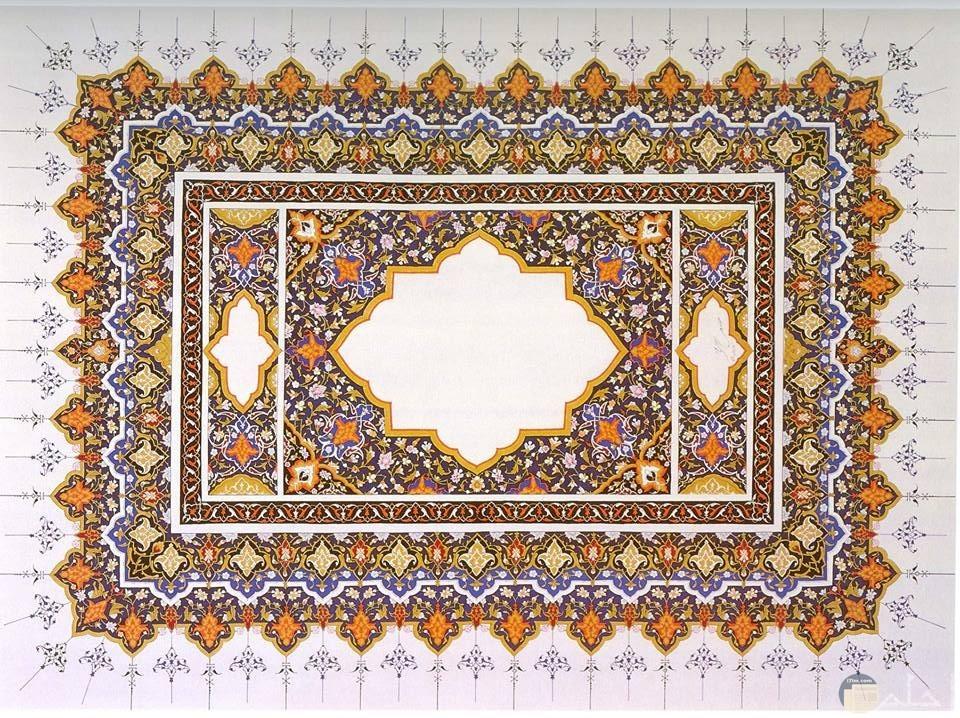 زخرفة إسلامية رائعة