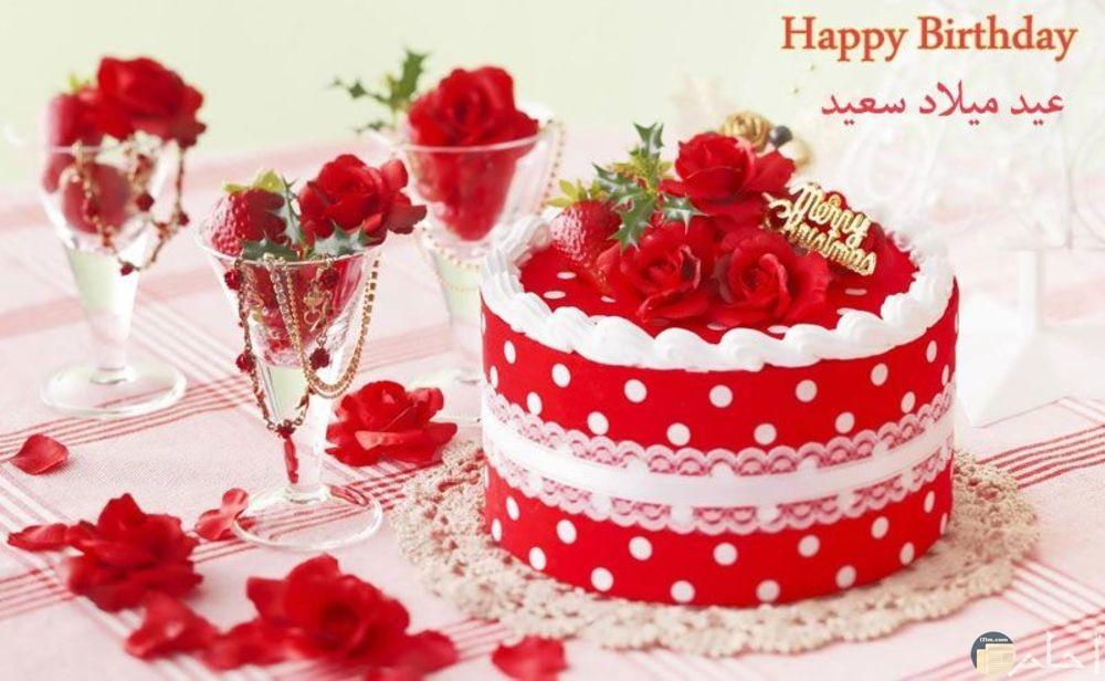 صورة تورتة عيد ميلاد