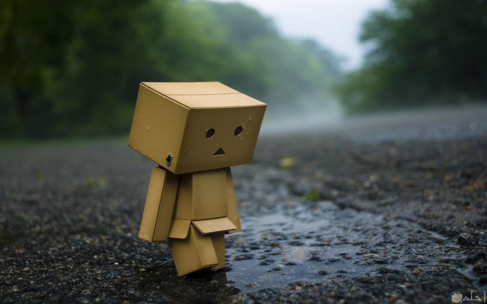 صورة حزينة كيوت
