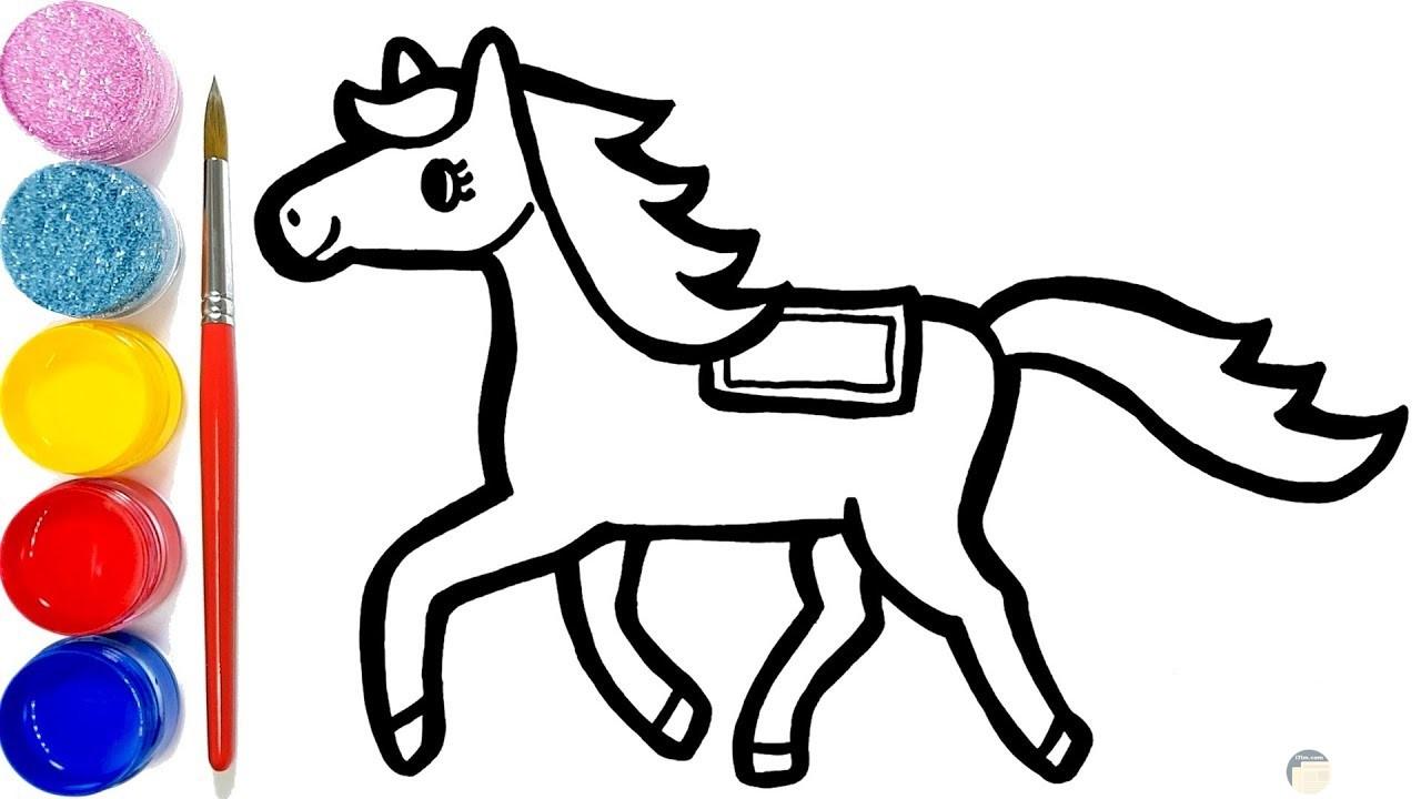 صورة جميلة لحصان