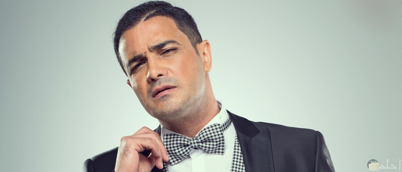 صورة شخصية للممثل المصري محمد رجب
