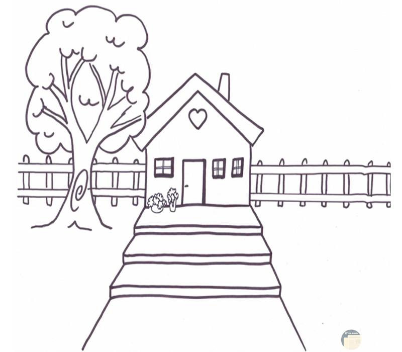 صور أبيض وأسود رسم لتعليم الرسم