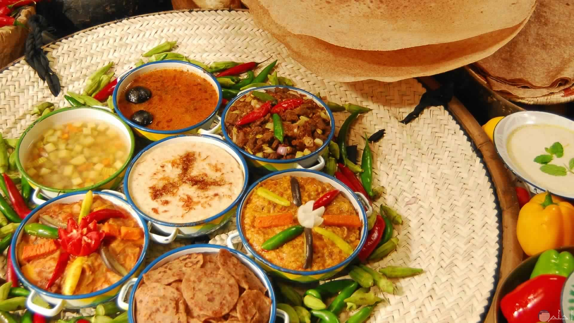 صور اكلات شعبية