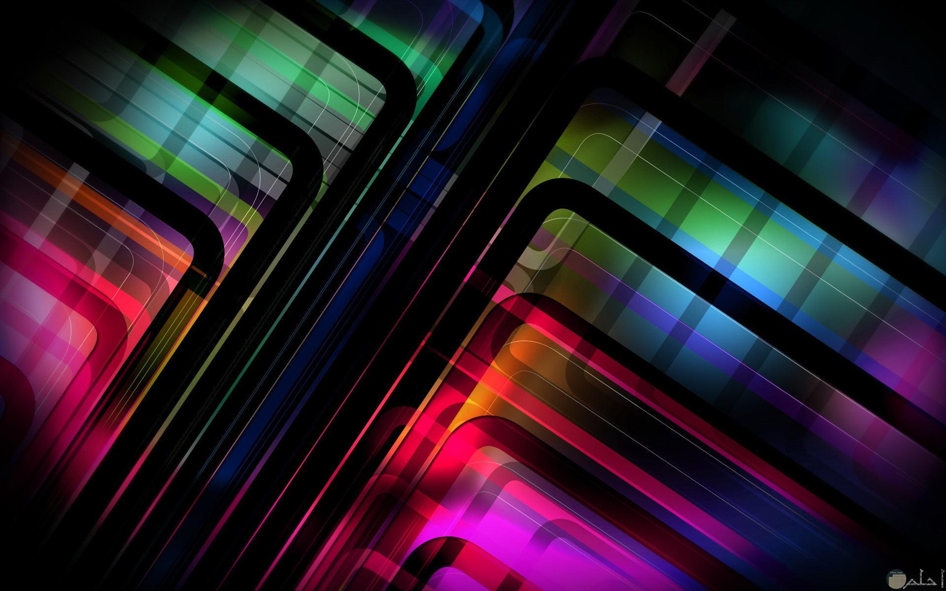 صورة مميزة بألوان جميلة تصلح خلفية للحاسوب