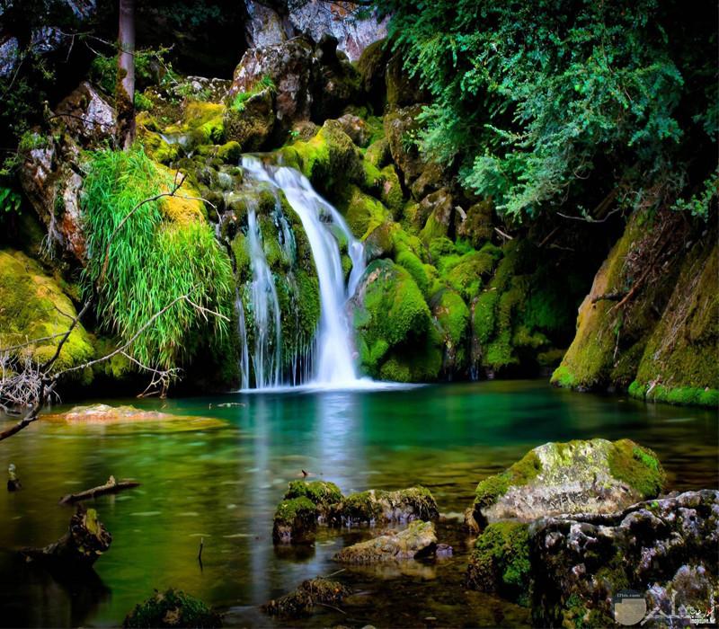 صور صور طبيعة خلابة للشلالات2