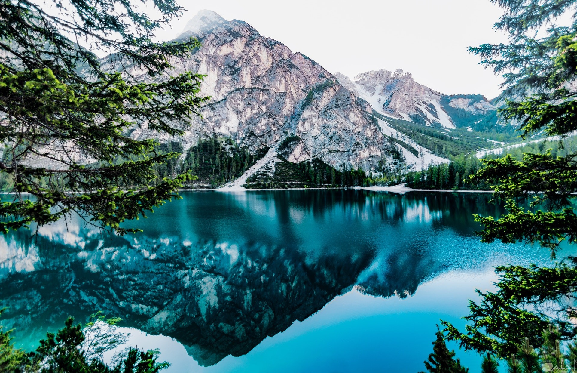 صورة جميلة ومميزة للطبيعة تبرز روعة المناظر الطبيعية التي أبدع الله في خلقها سبحان الله