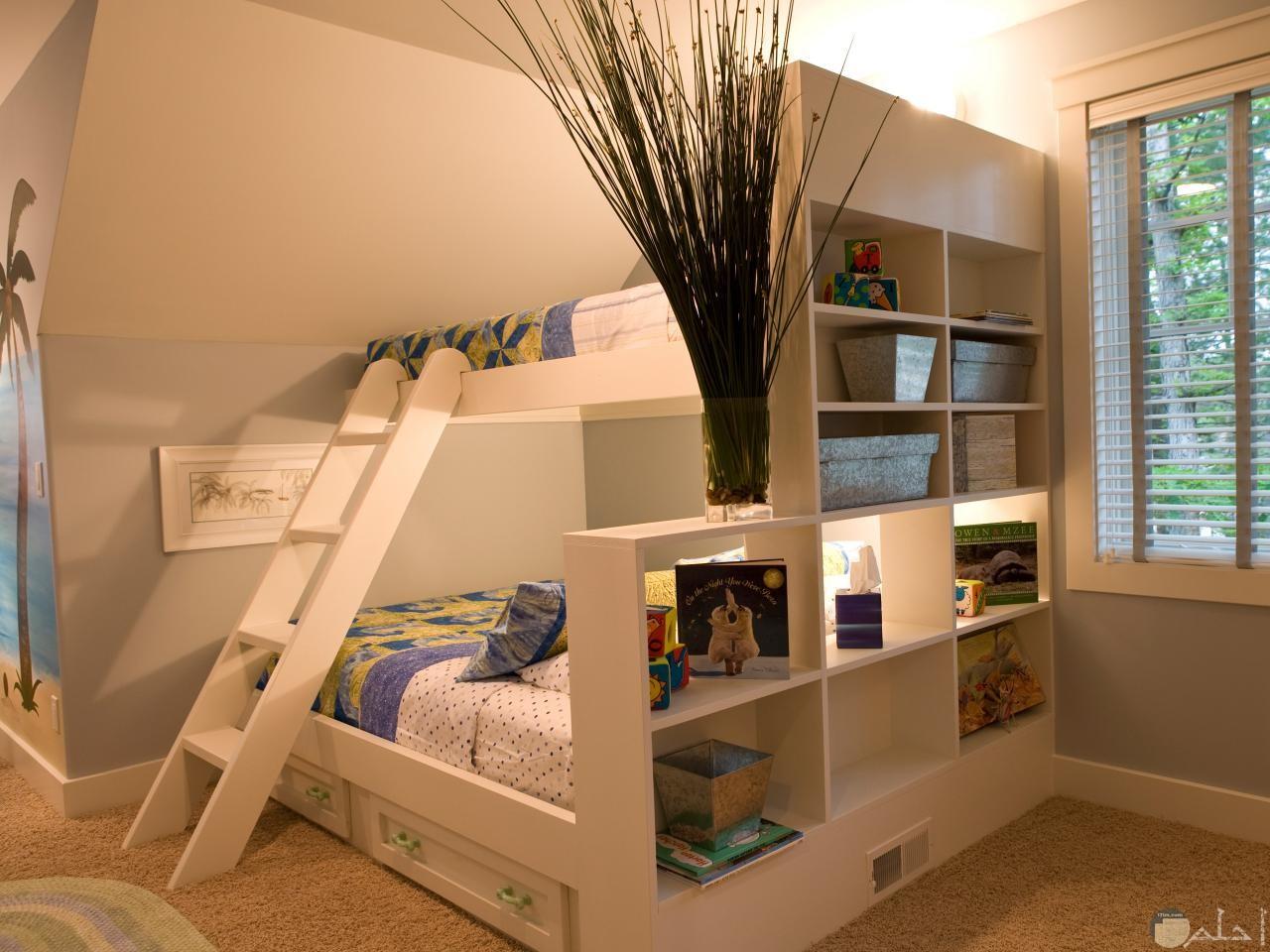 صور ديكورات رائعة لغرفة نوم الأطفال