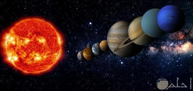 صور المجموعة الشمسية