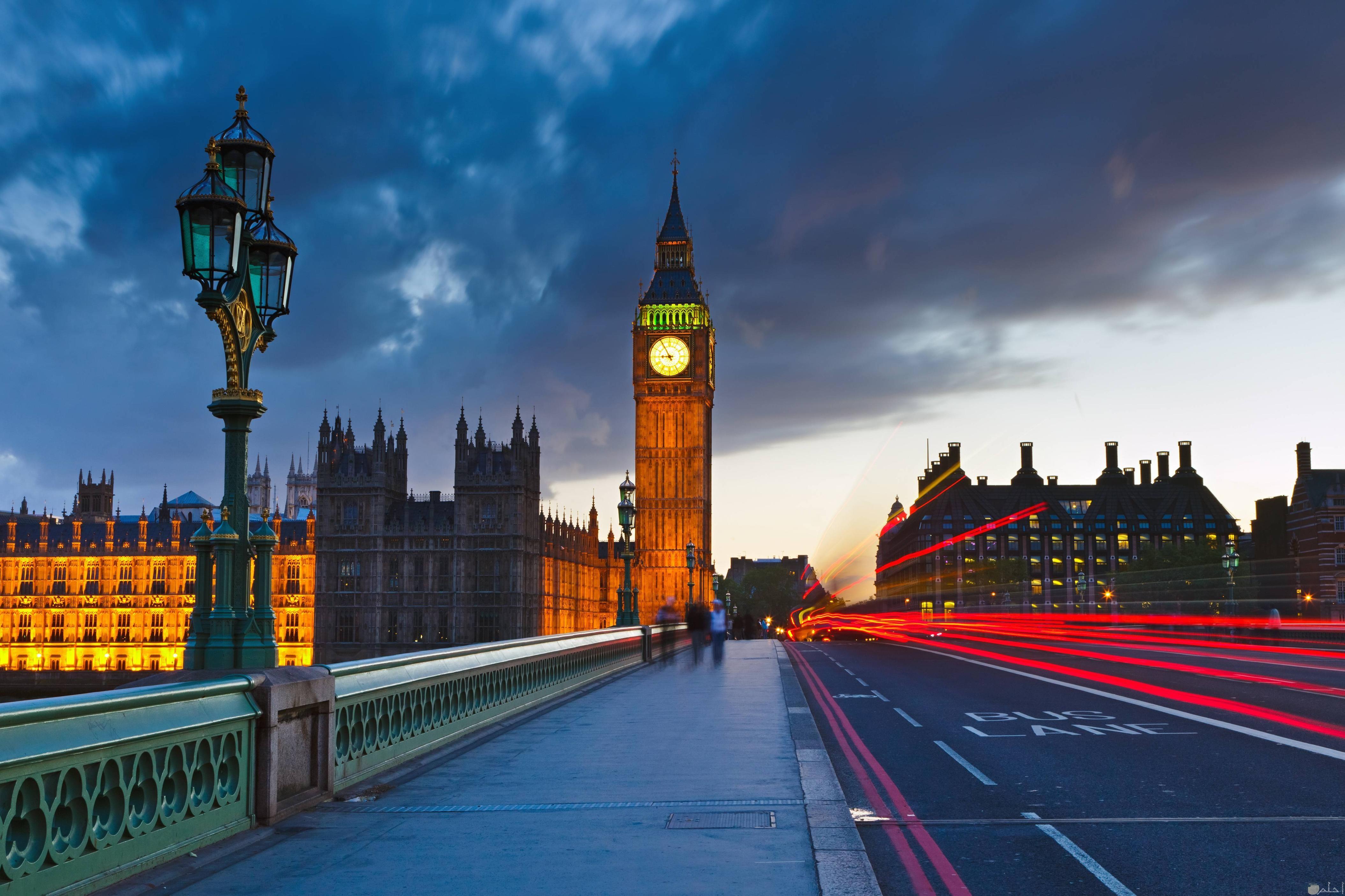 لندن بلد الجمال