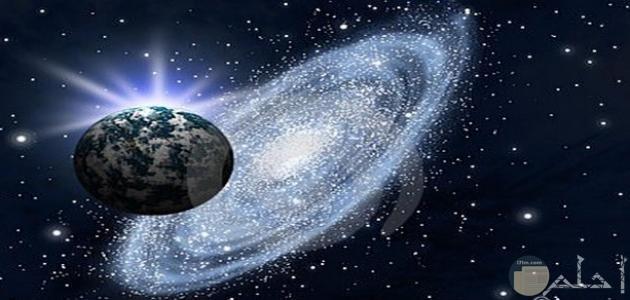 صورة كوكب