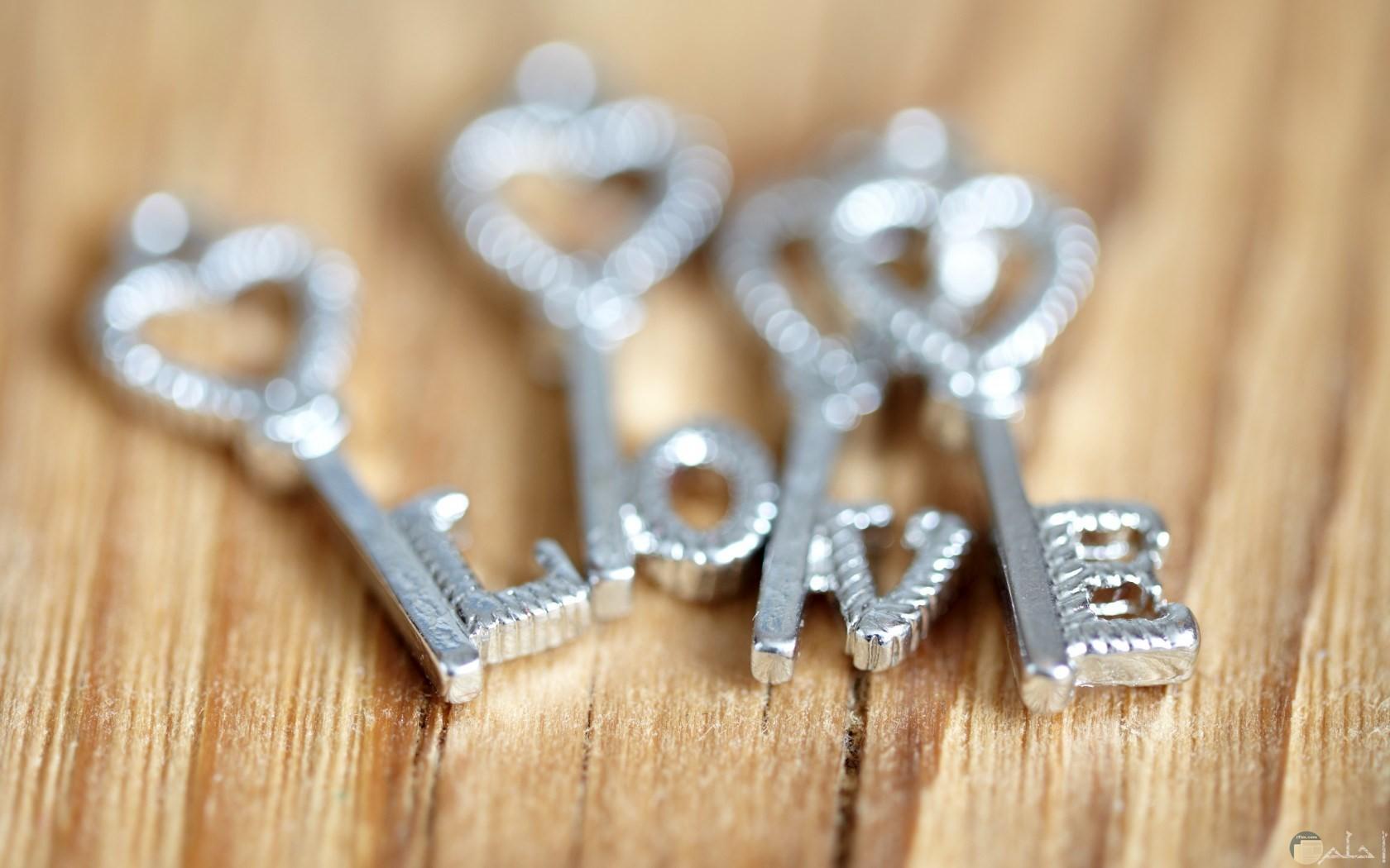 مفاتيح رومانسية