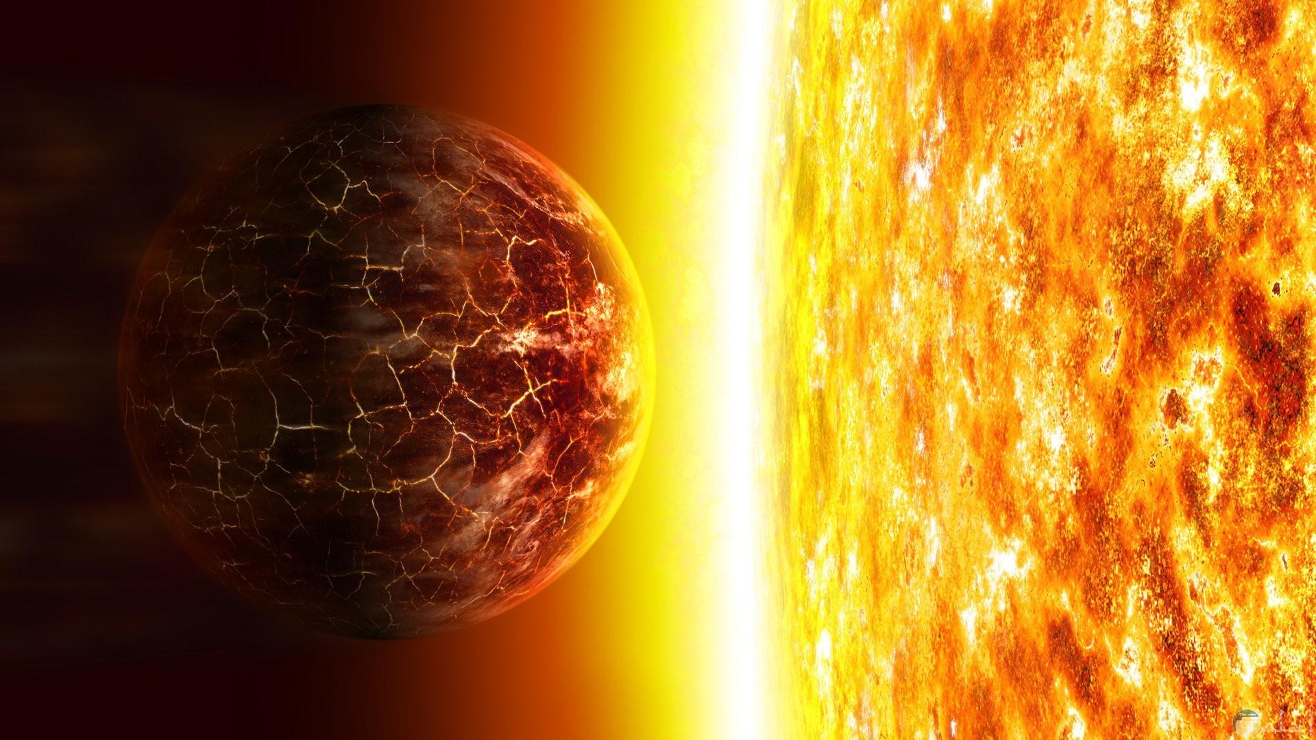 من صور الشمس