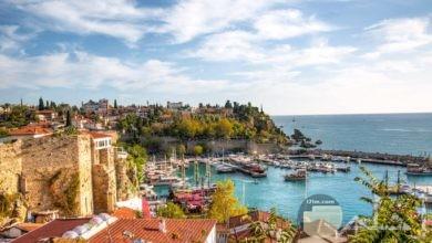 معالم سياحية في تركيا