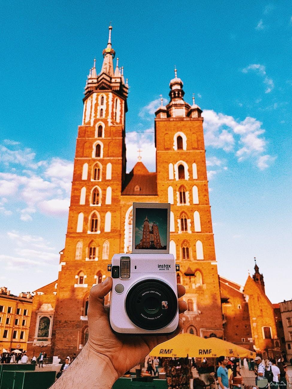 صورة مسجد على التراث الحديث