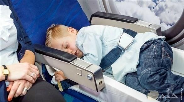 طفل مسافر