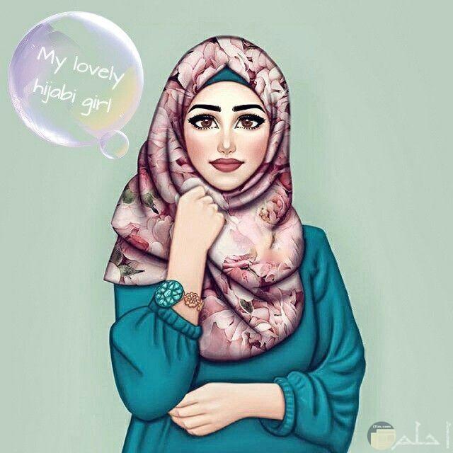 رمزيات بنات انستقرام محجبات وانمي جديدة 2019