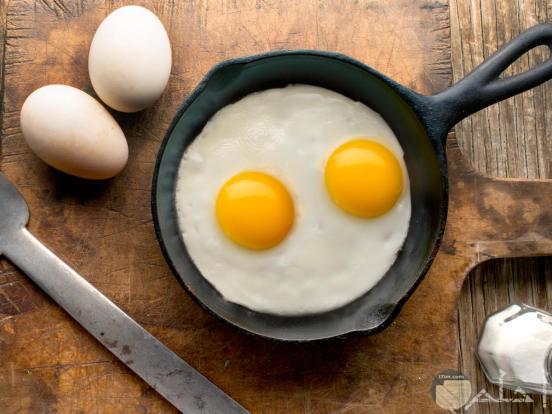 صورة طاسة بيض