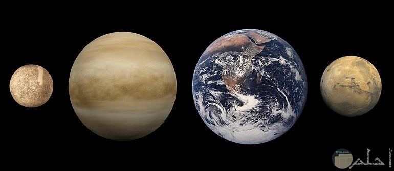 صورة 4 كواكب